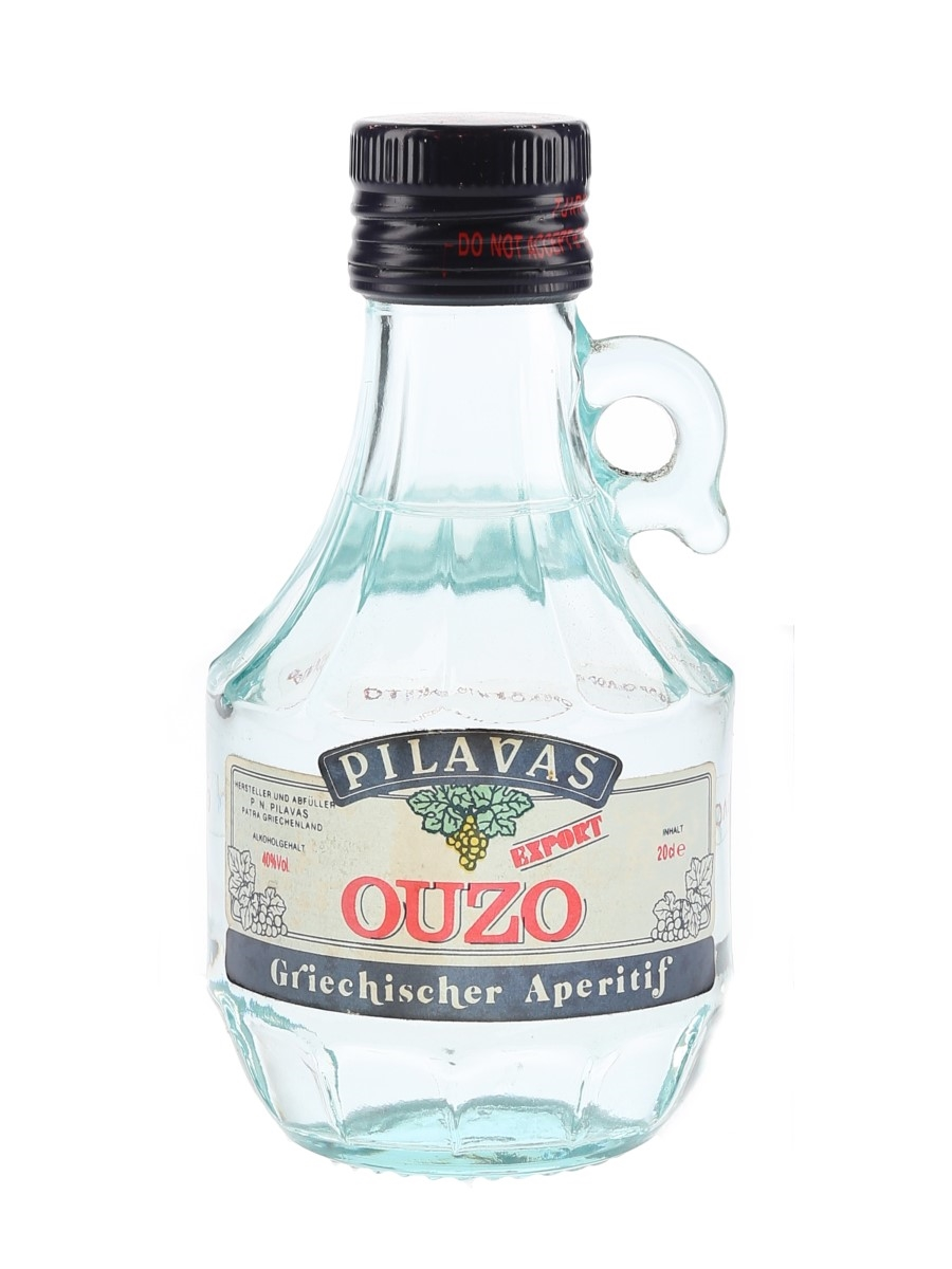 Pilavas Ouzo  20cl / 40%