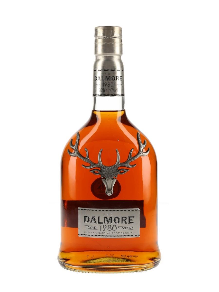 Dalmore 1980 Rare Vintage  70cl / 40%