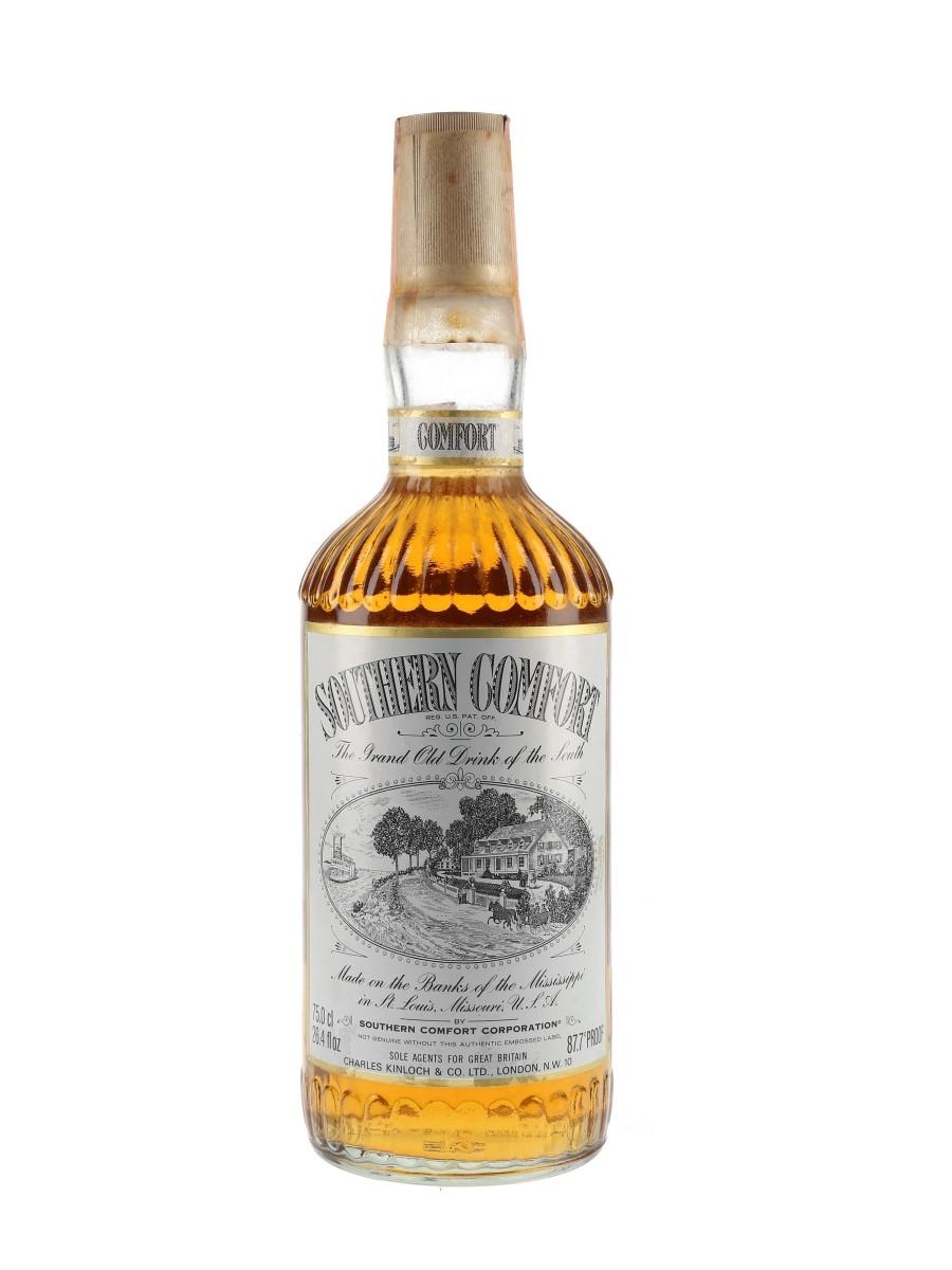 Southern Comfort Bottled 1970s 75cl / 50%