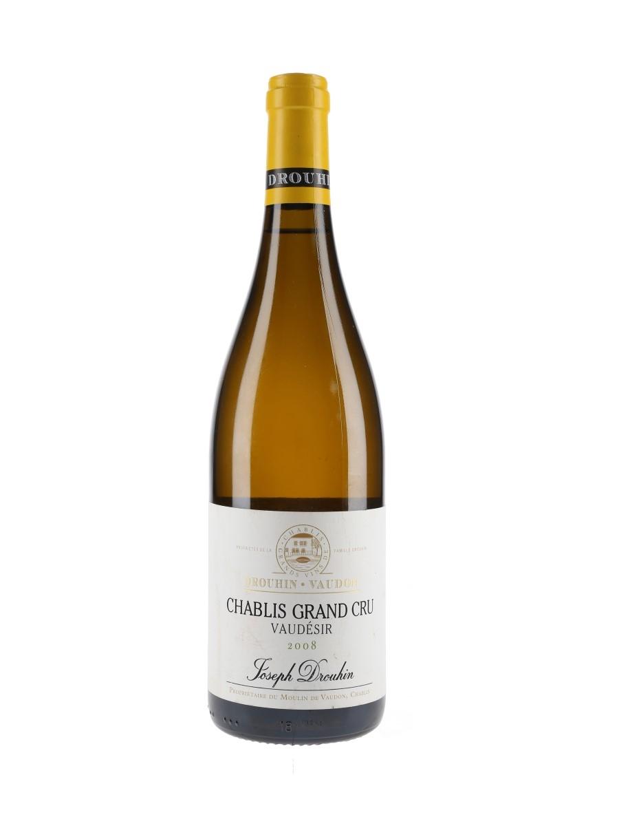 Chablis 2008 Grand Cru Vaudesir Joseph Drouhin 75cl / 13%