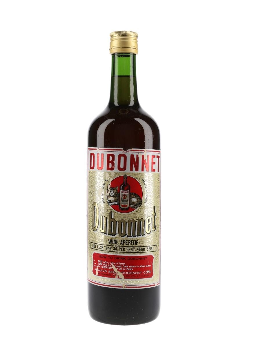 Dubonnet Bottled 1970s 100cl / 17.1%