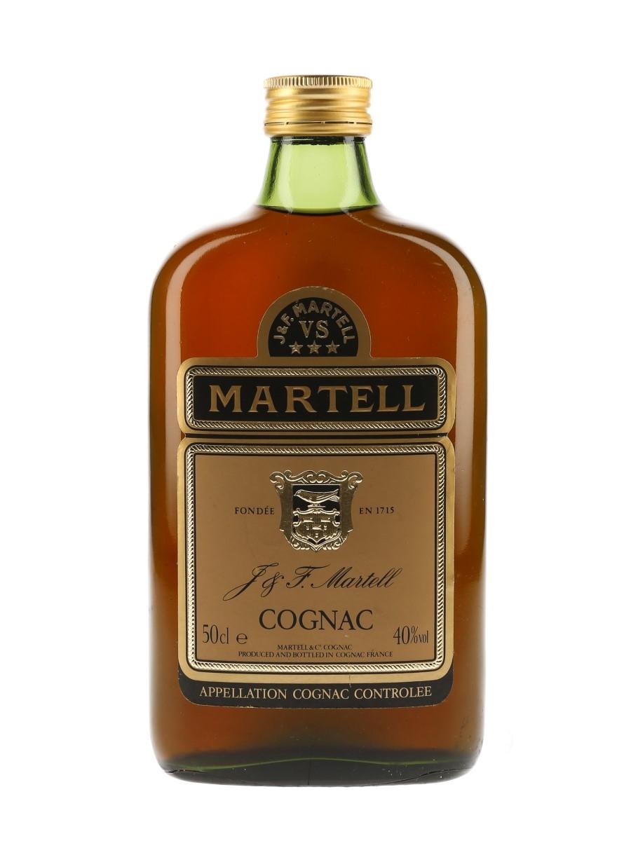 Martell VS Bottled 1980s 50cl / 40%