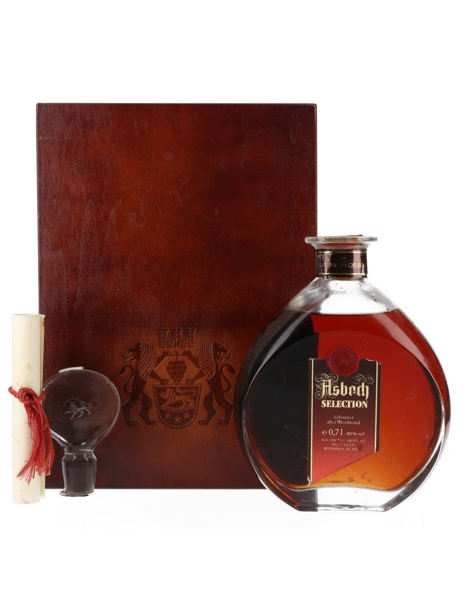 Asbach Selection  70cl / 40%