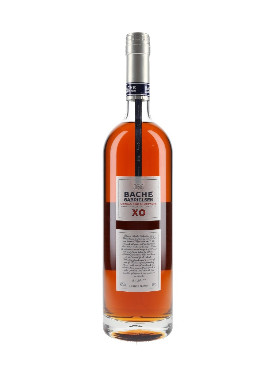 Bache Gabrielsen XO  100cl / 40%