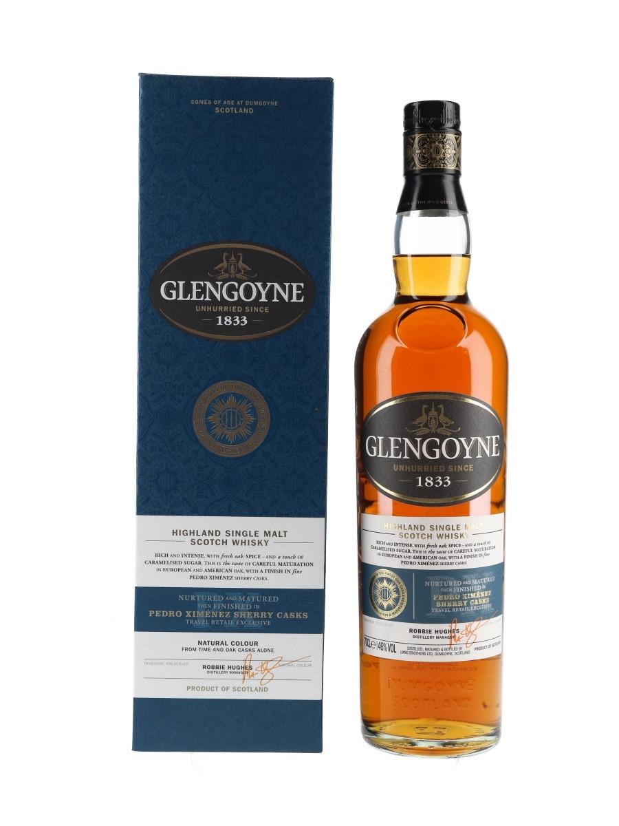 Glengoyne Pedro Ximenez Finish Travel Retail Exclusive 70cl / 46%