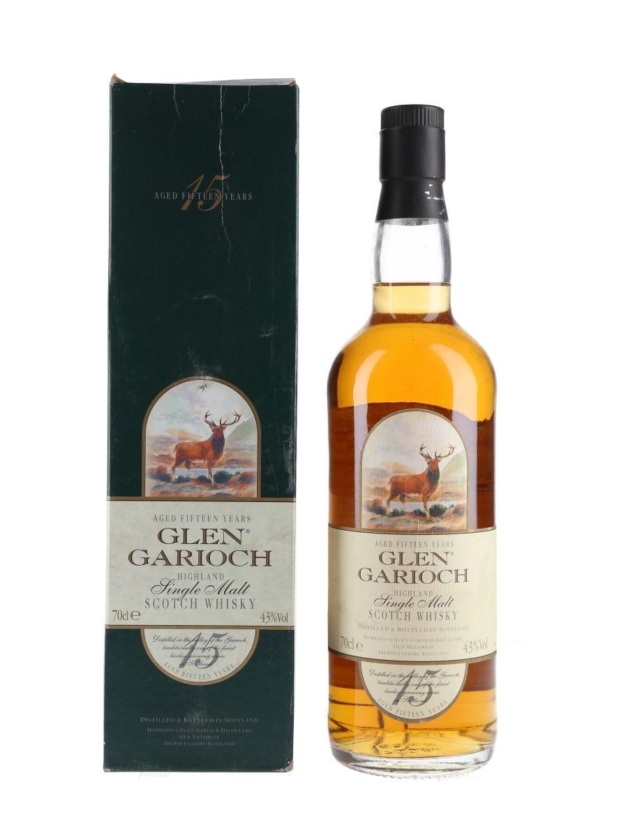 Glen Garioch 15 Year Old Bottled 1990s 70cl / 43%
