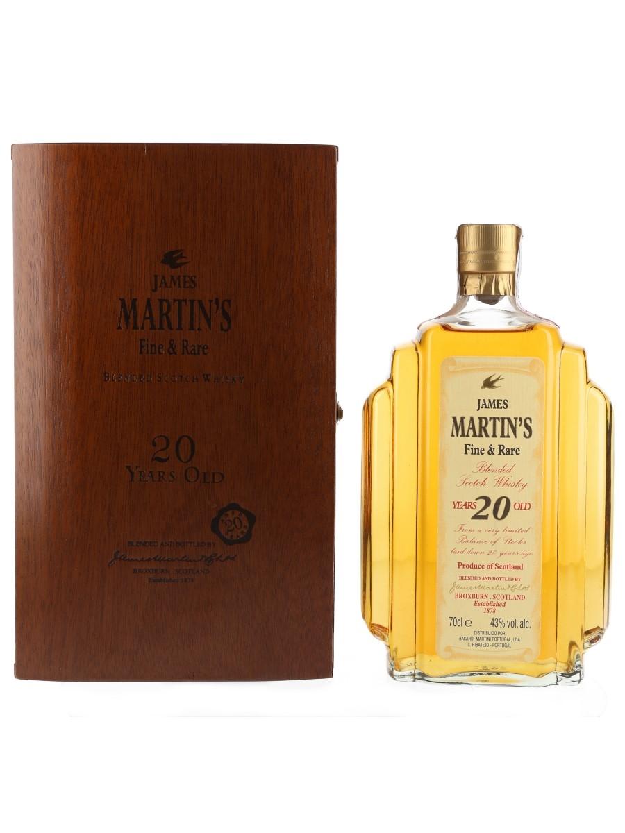 James Martin's 20 Year Old Fine & Rare  70cl / 43%