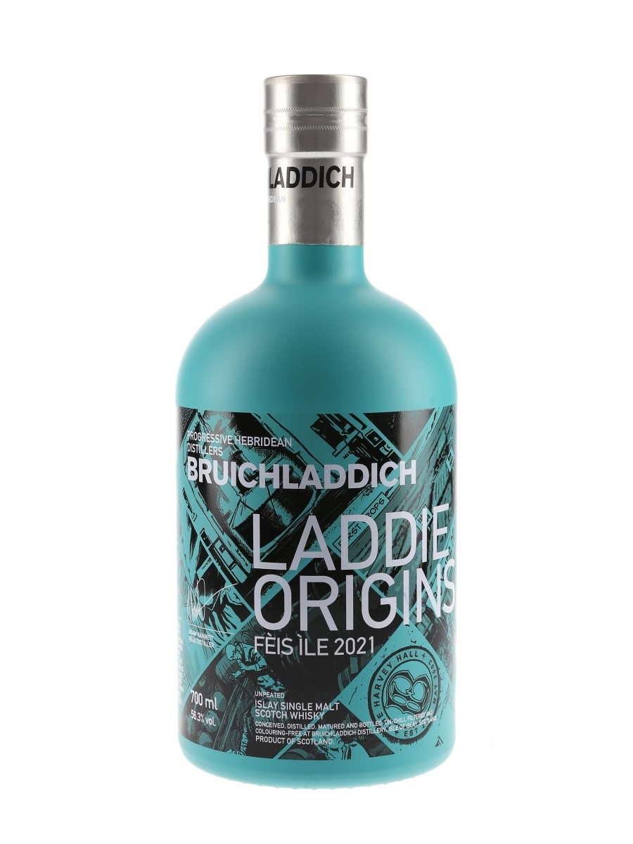 Bruichladdich Laddie Origins Feis Ile 2021 70cl / 56.3%