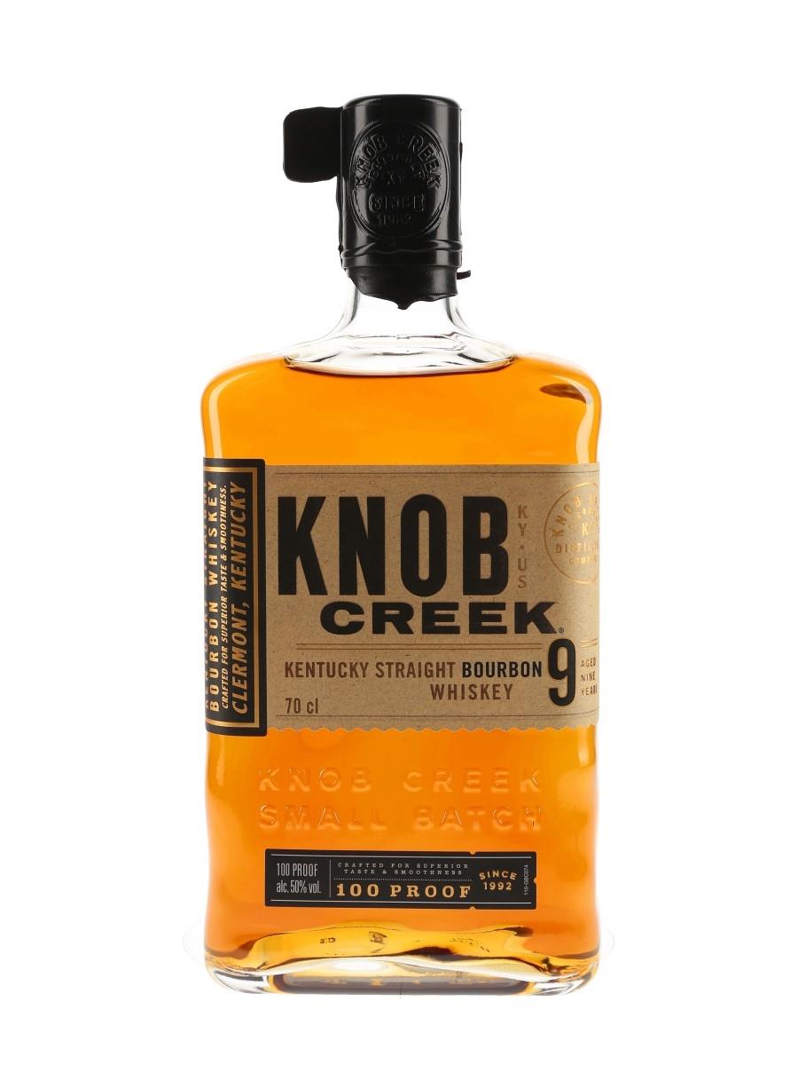 Knob Creek Small Batch 9 Year Old 70cl / 50%