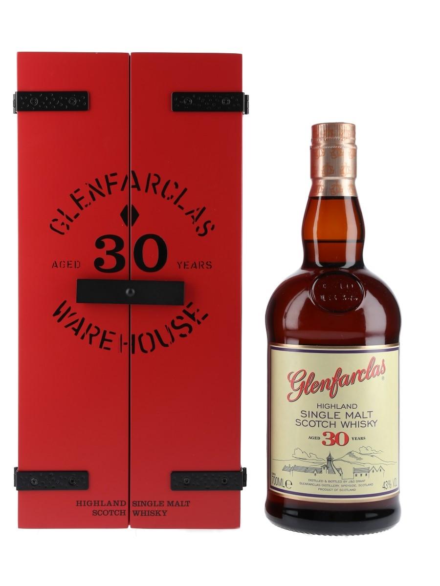 Glenfarclas 30 Year Old  70cl / 43%