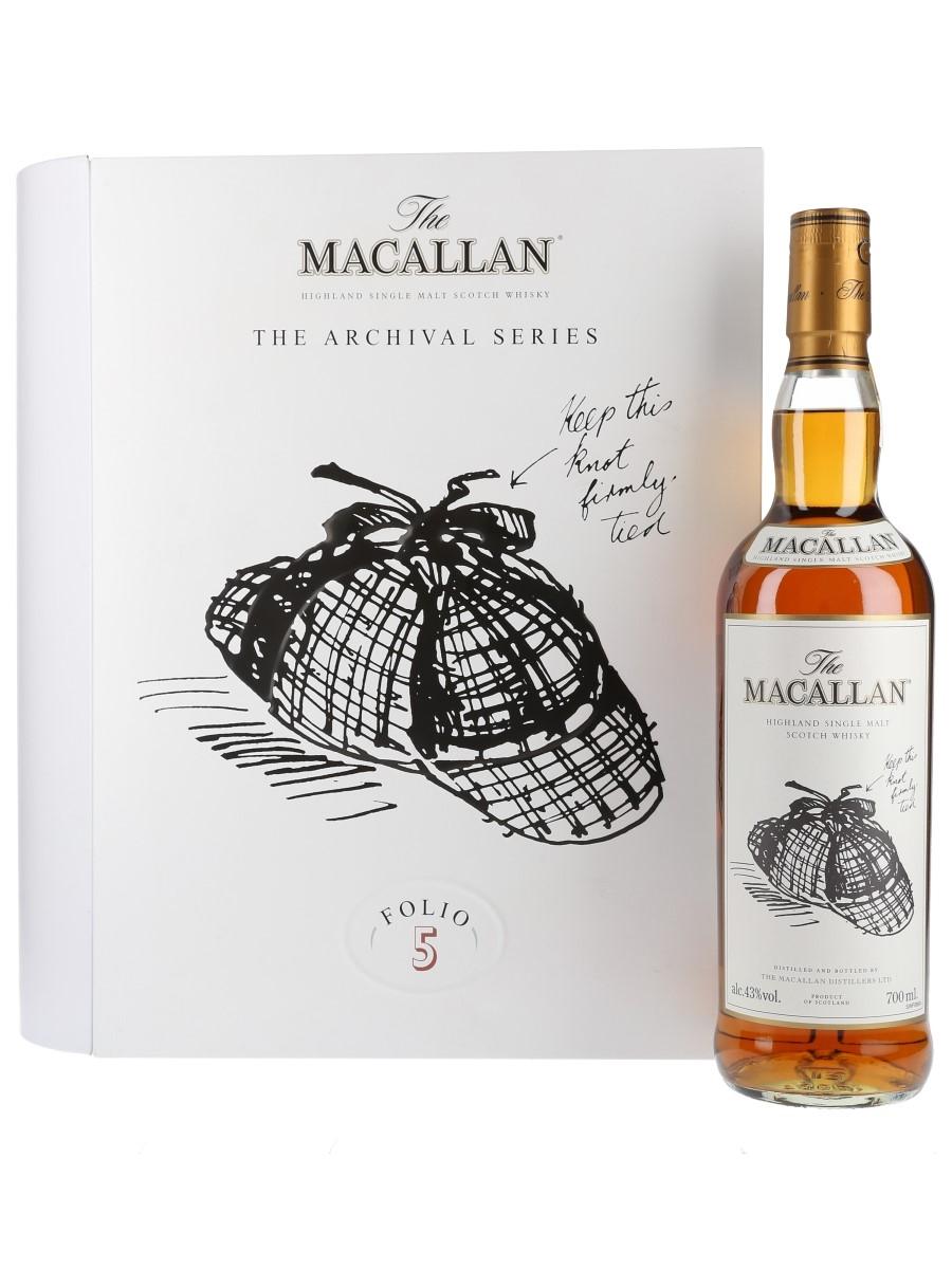 Macallan Folio 5 The Archival Series 70cl / 43%