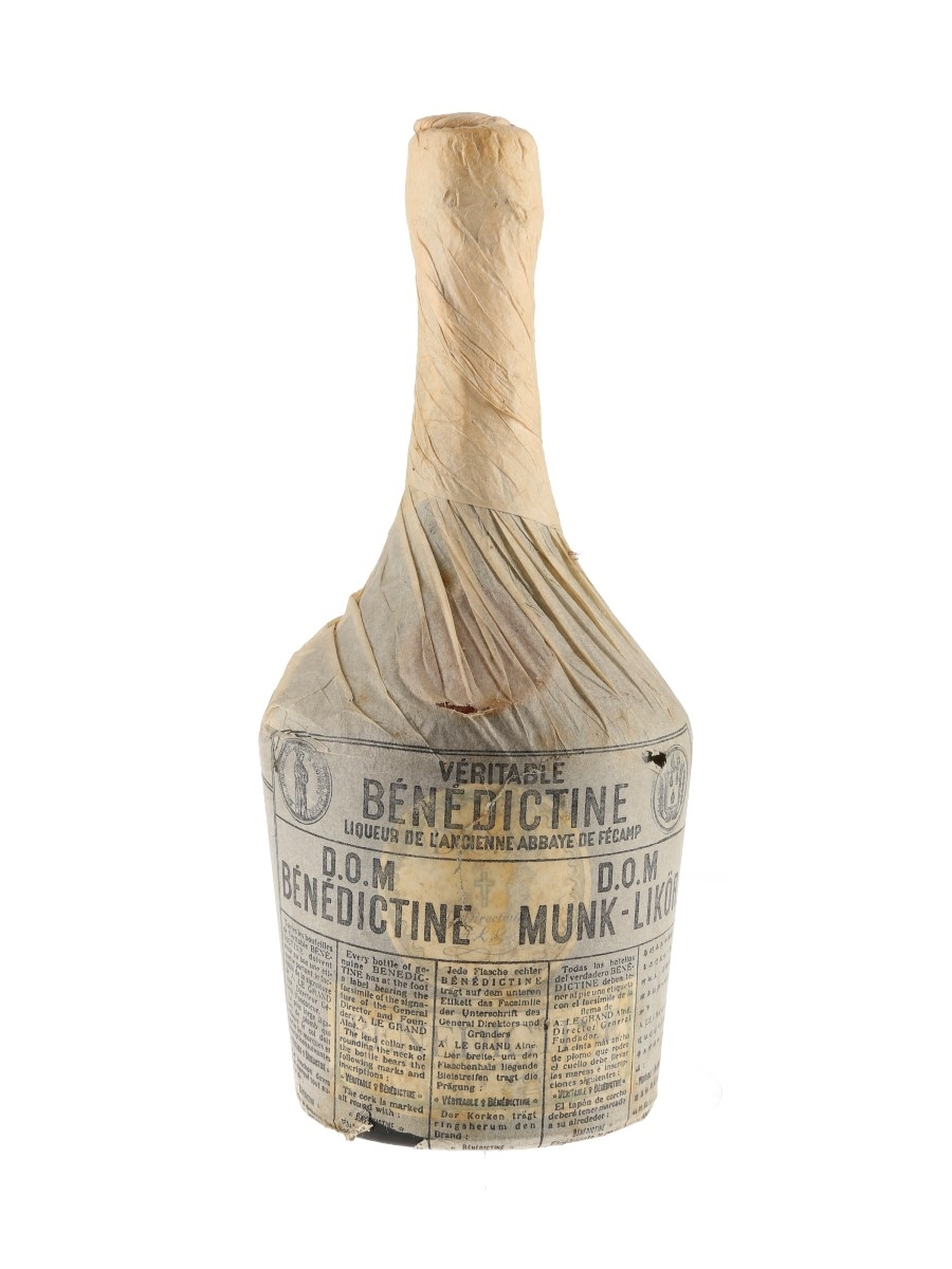 Benedictine DOM Bottled 1950s-1960s 75cl