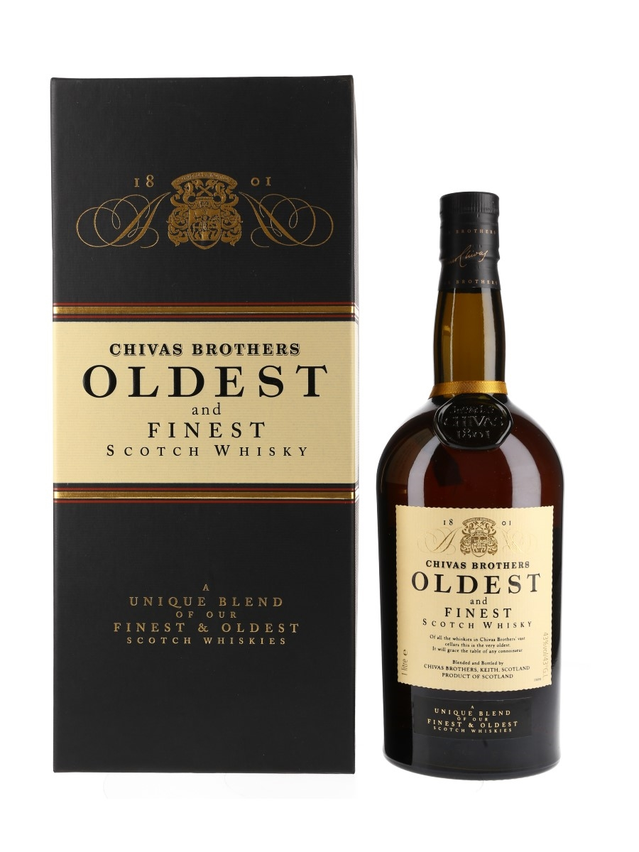Chivas Brothers Oldest and Finest  100cl / 43%