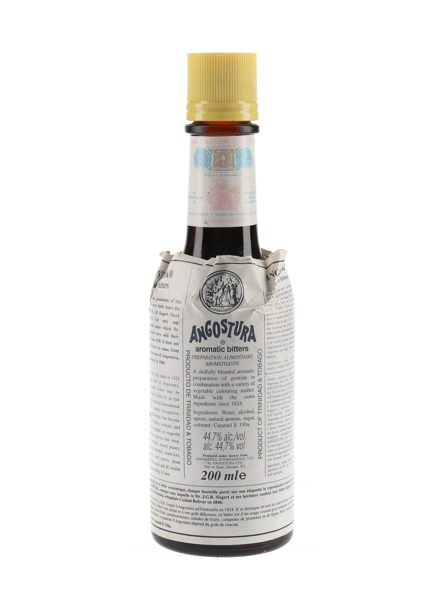 Angostura Aromatic Bitters  20cl / 44.7%