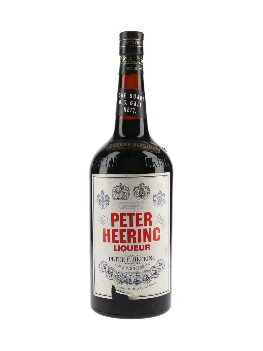 Cherry Heering Bottled 1970s 94.6cl / 24.5%