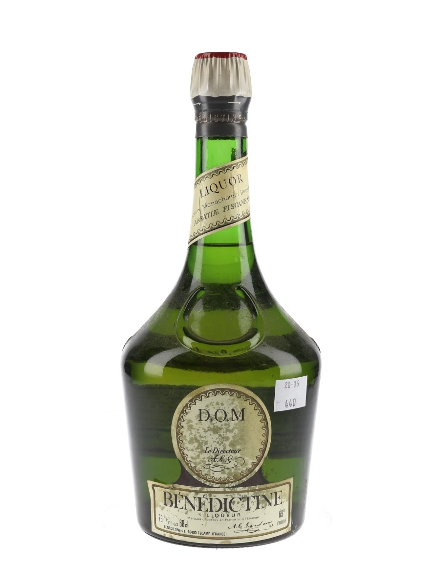 Benedictine DOM Bottled 1970s 68cl / 40%