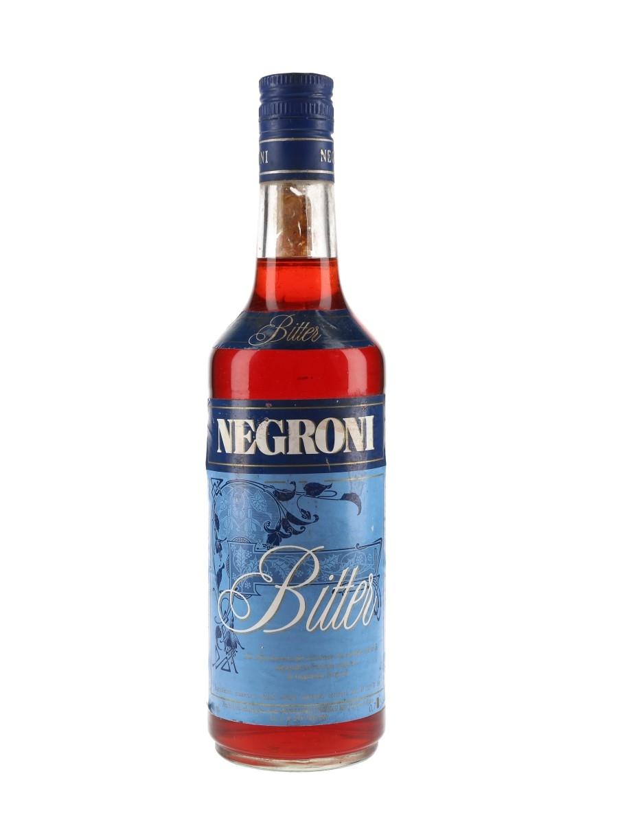 Negroni Bitter Bottled 1990s 70cl / 25%