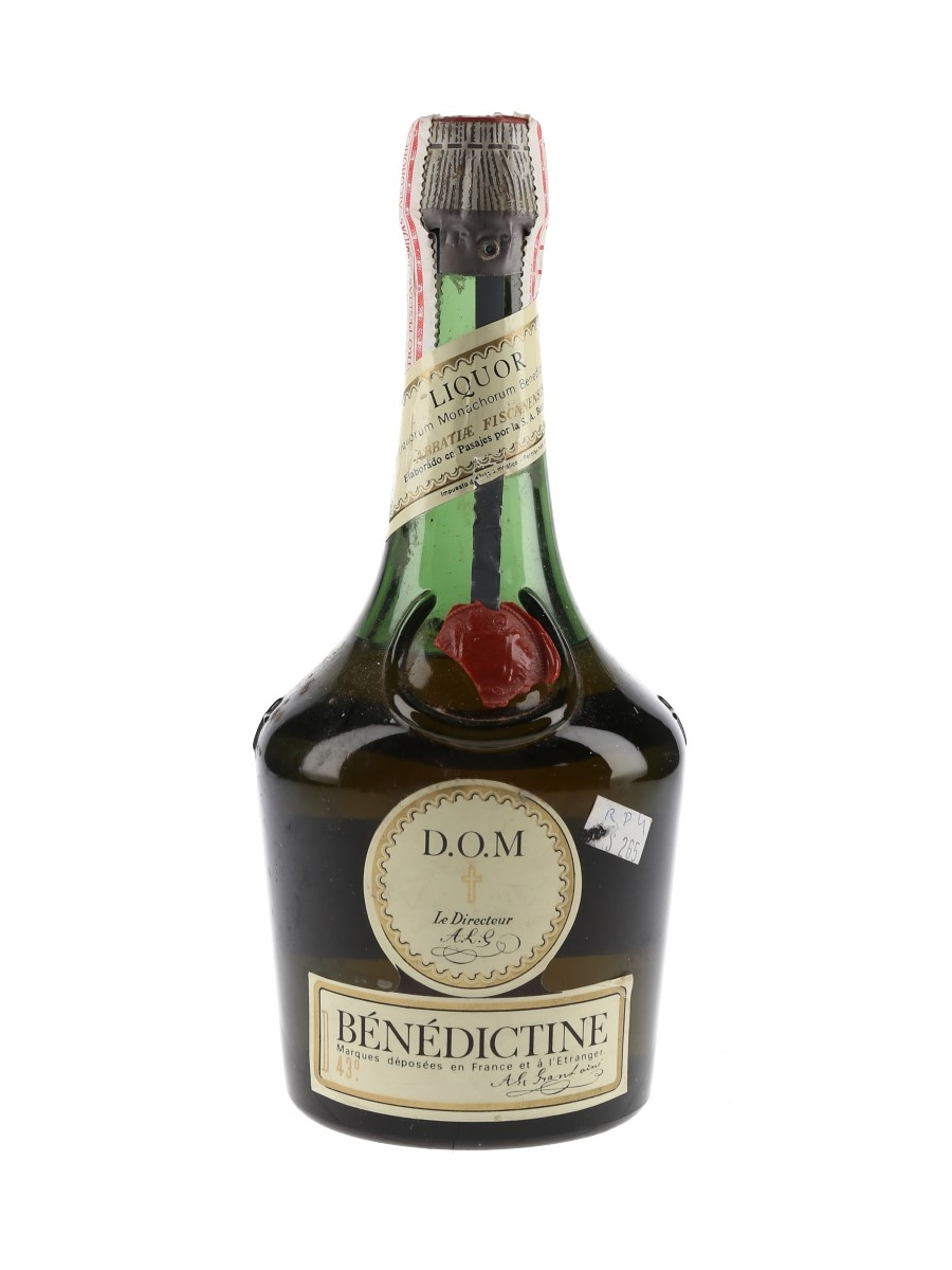 Benedictine DOM Bottled 1970s - Spain 35cl / 43%