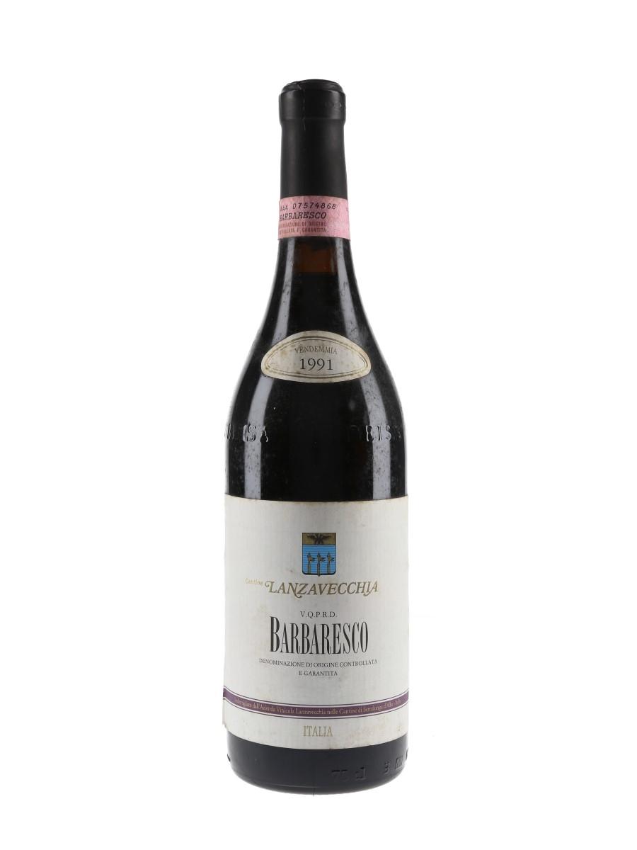 Barbaresco 1991 Cantine Lanzavecchia  75cl / 13%