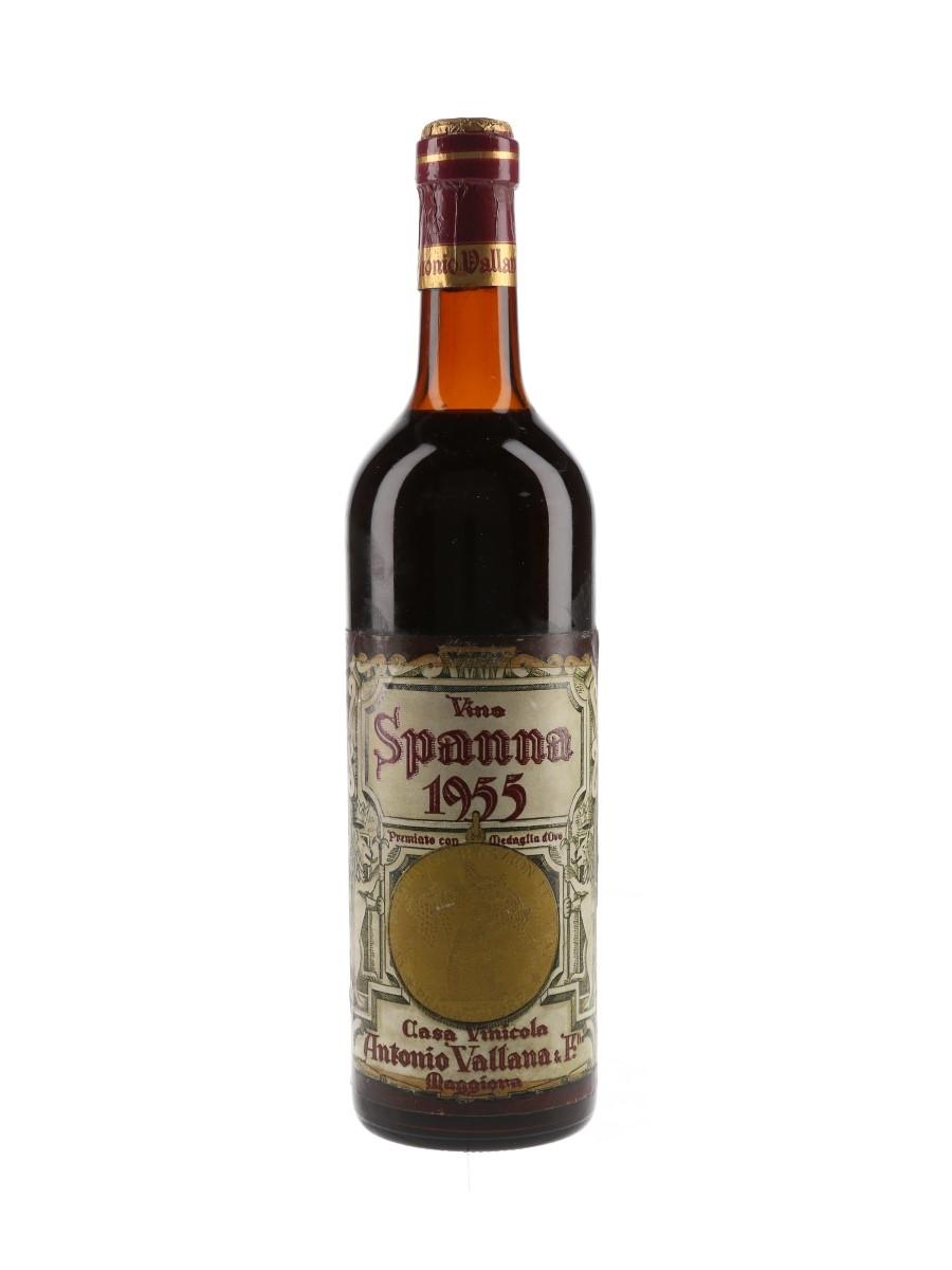 Antonio Vallana 1955 Vino Spanna  75cl / 13%