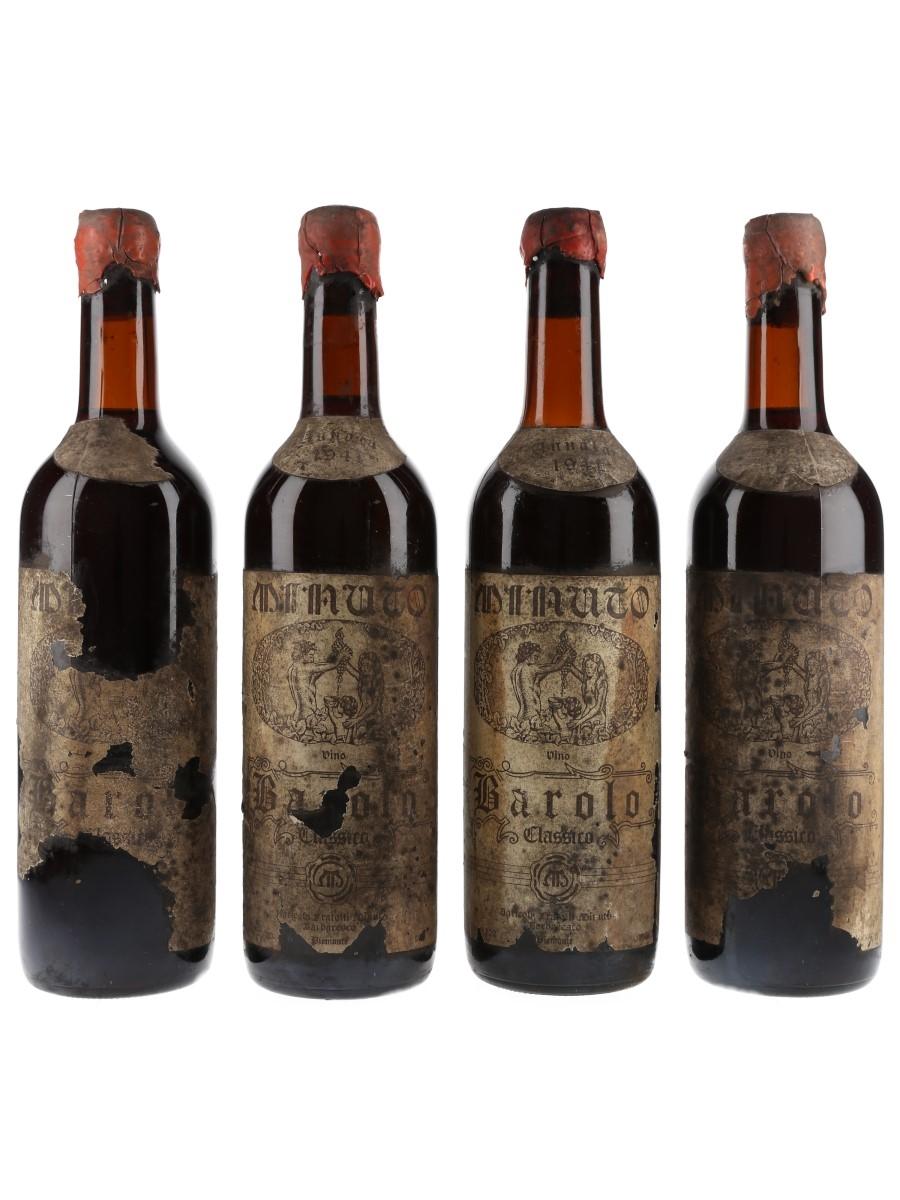 Minuto 1941 Barolo Classico  4 x 72cl / 13%