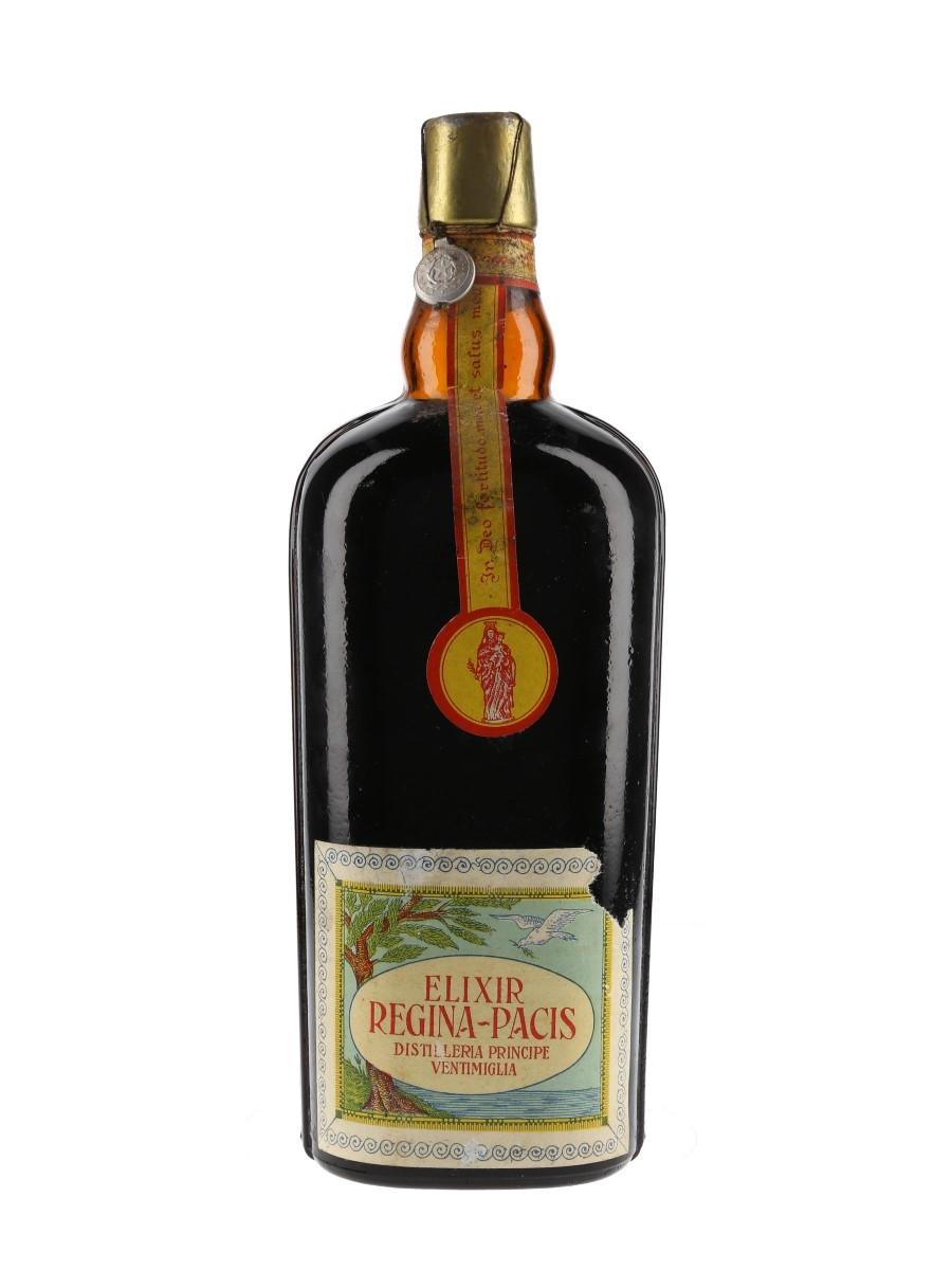 Elixir Regina Pacis Bottled 1950s 100cl / 21%