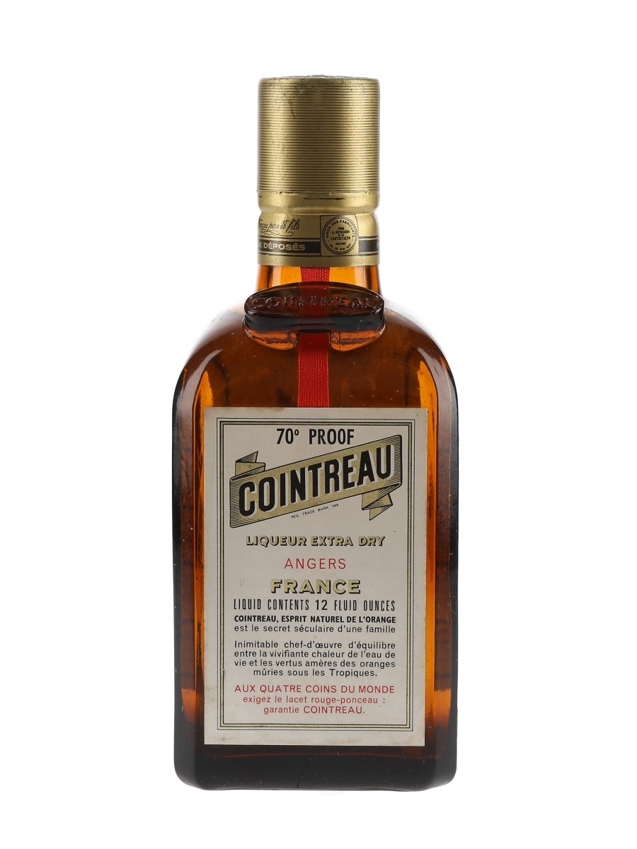 Cointreau Bottled 1970s 35cl / 40%