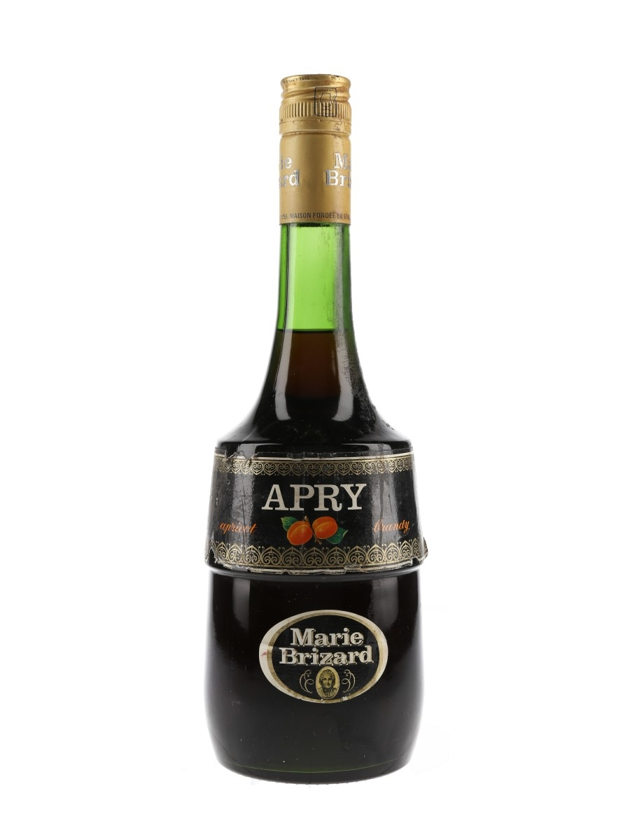 Marie Brizard Apry Brandy Bottled 1970s 70cl / 35%