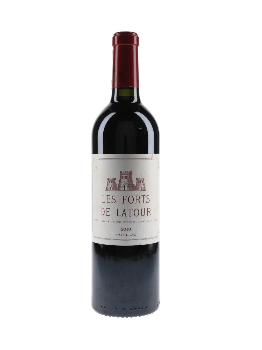 Les Forts De Latour 2010 Pauillac 75cl / 14%
