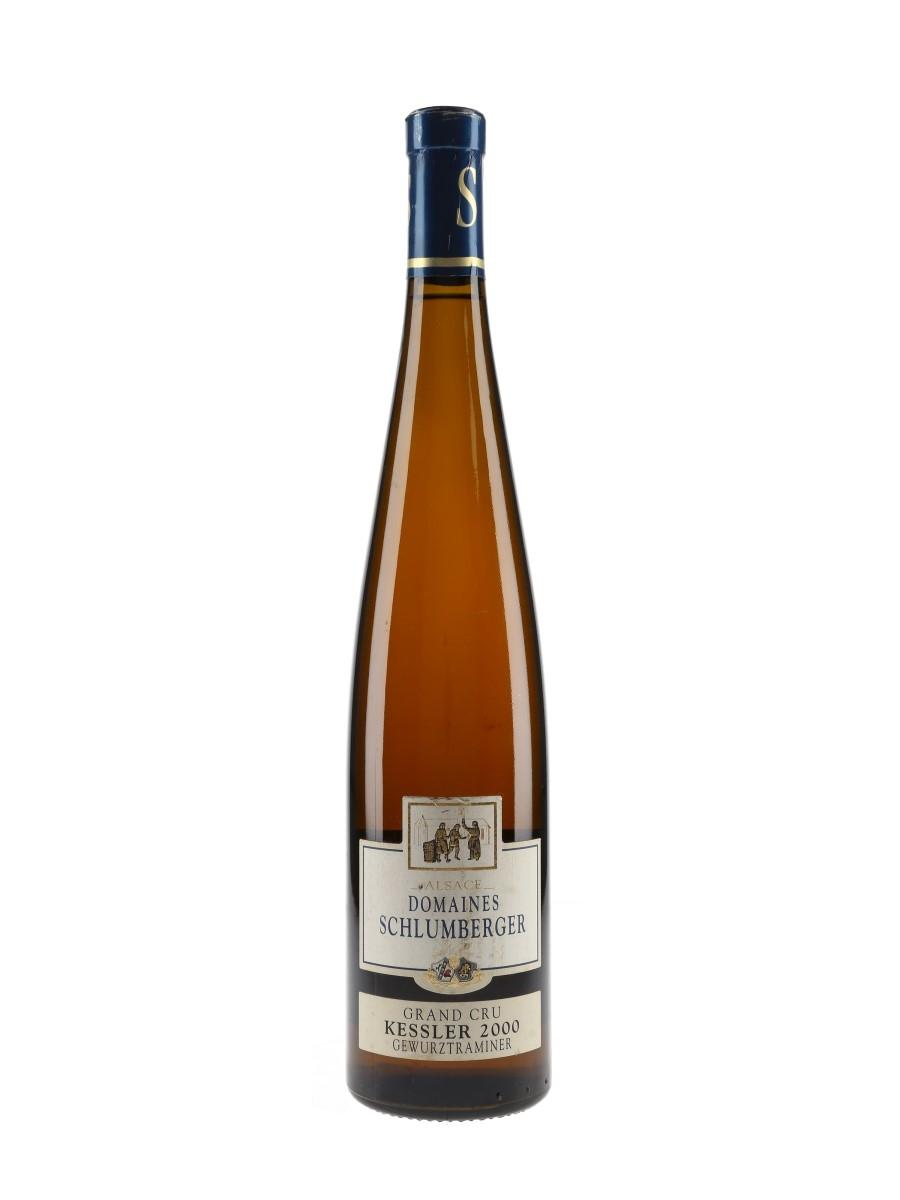 Domaine Schlumberger Gewurztraminer 2000 Kessler Grand Cru 75cl / 13%