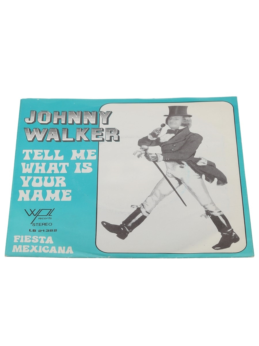 Johnny Walker - Tell Me What Is Your Name - Fiesta Mexicana