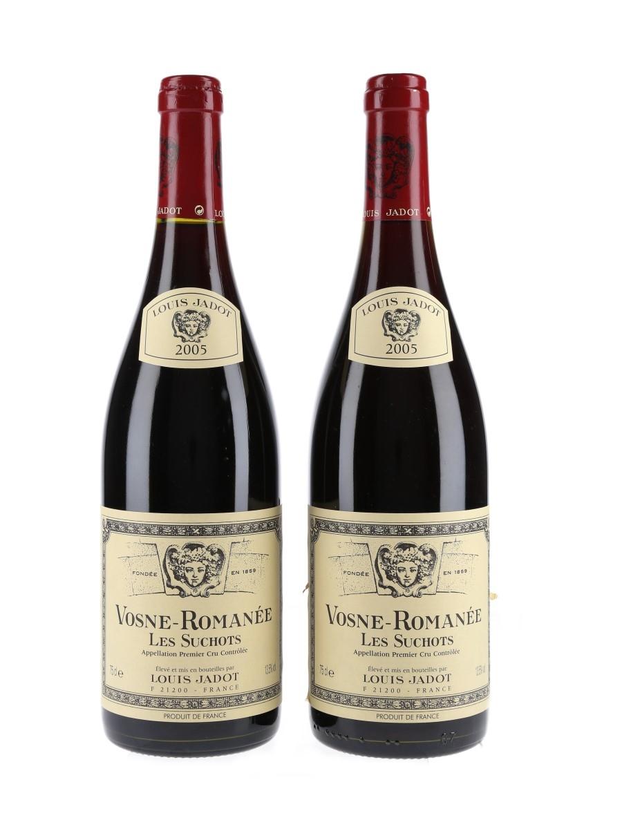 Vosne Romanee 2005 Les Suchots Premier Cru Louis Jadot 75cl / 13.5%