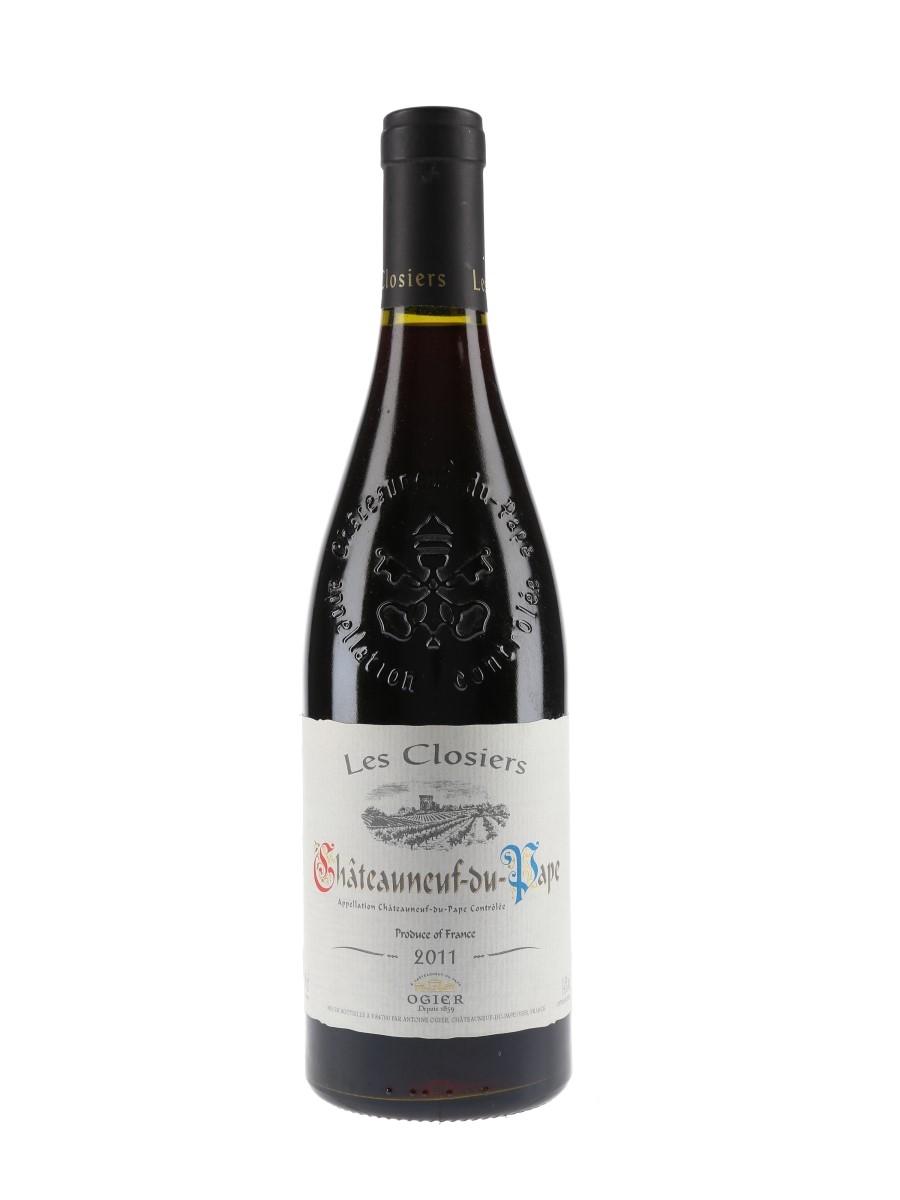 Ogier Les Closiers 2011 Chateauneuf Du Pape 75cl / 14.5%