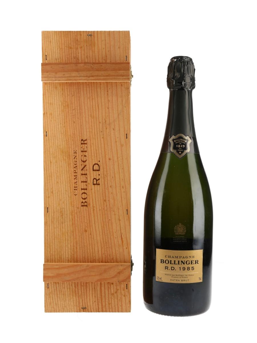 Bollinger RD 1985 Bottled 1999 75cl / 12%