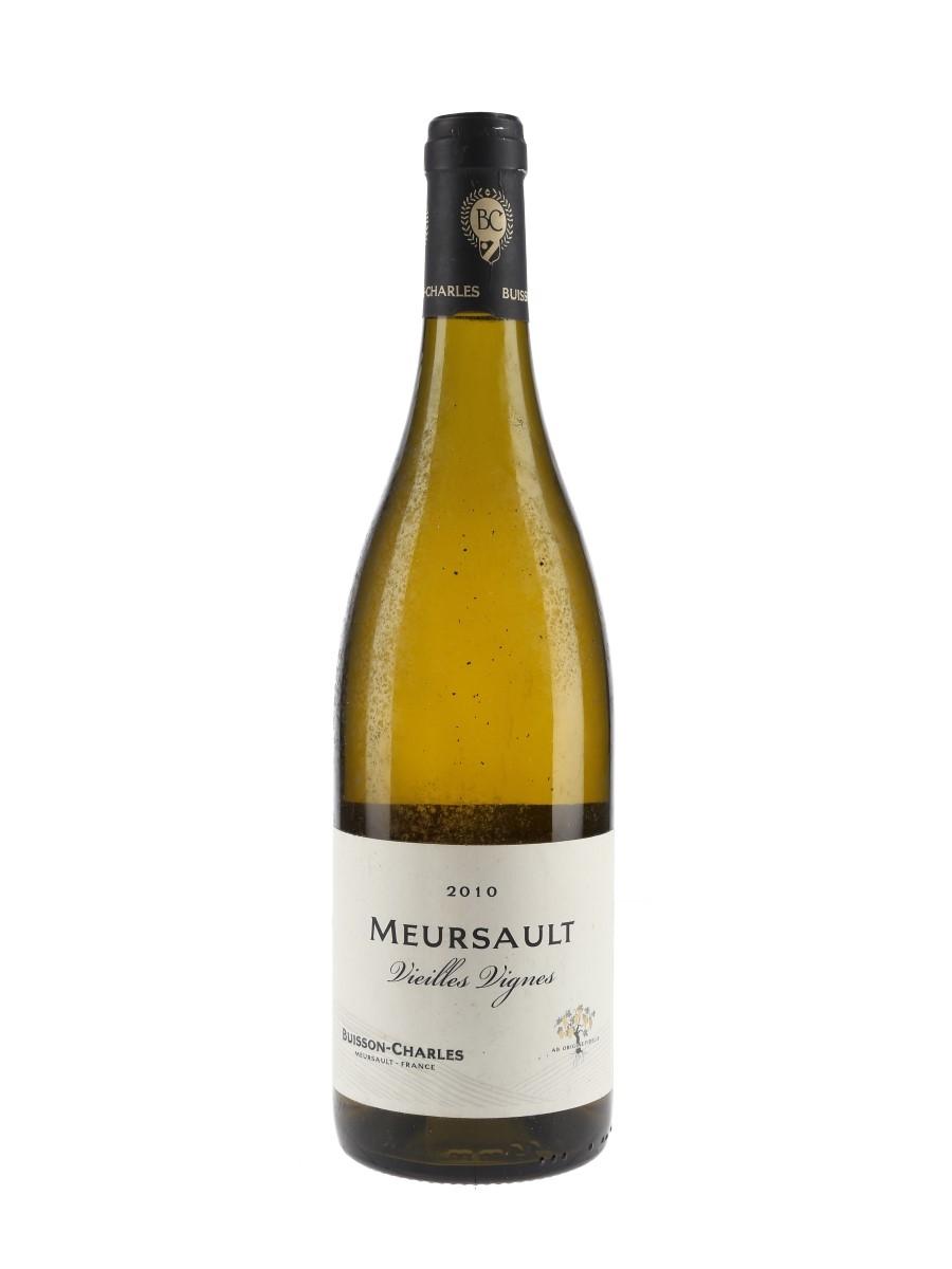 Meursault Vieilles Vignes 2010 Domaine Buisson Charles 75cl / 13%