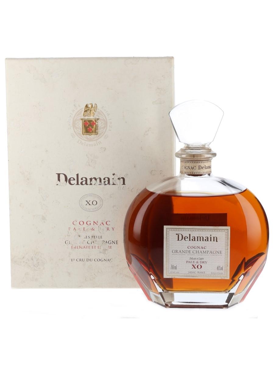 Delamain XO Pale & Dry Bottled 1990s 70cl / 40%