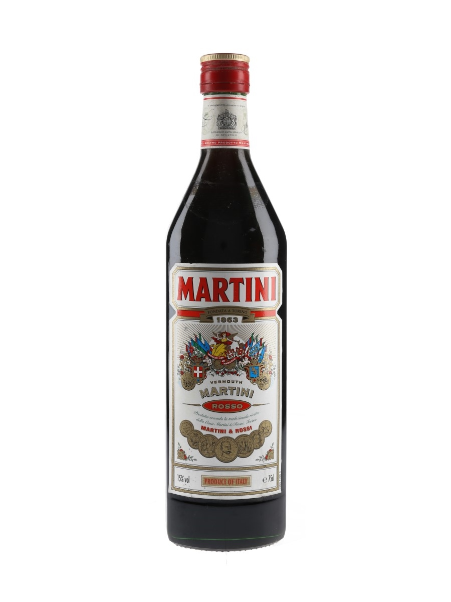 Martini Rosso Vermouth Bottled 1990s 75cl / 15%