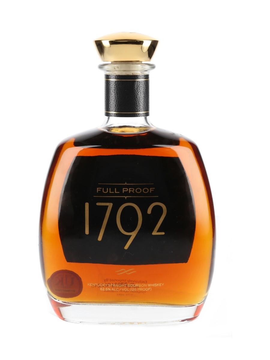 Barton 1792 Full Proof Bottled 2019 75cl / 62.5%