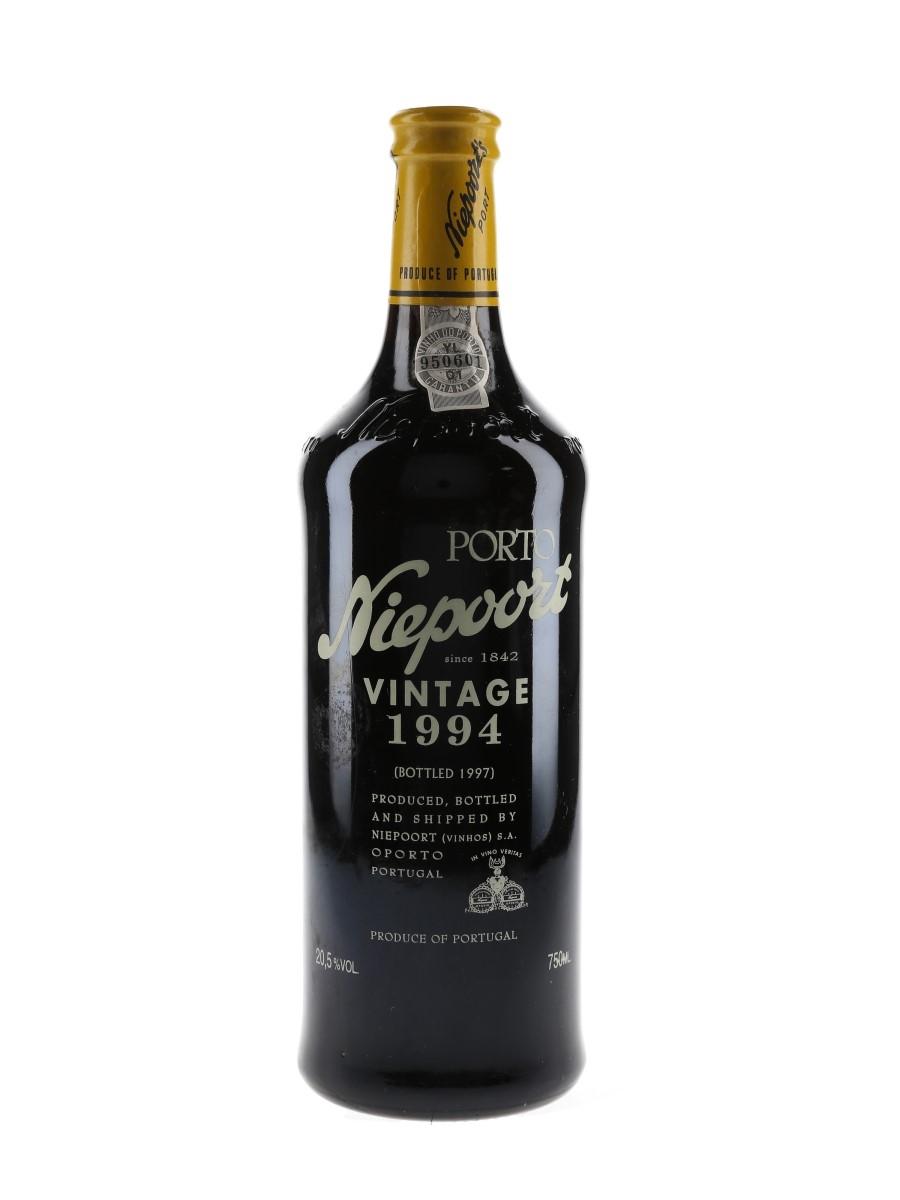 Niepoort 1994 Vintage Port Bottled 1997 75cl / 20.5%