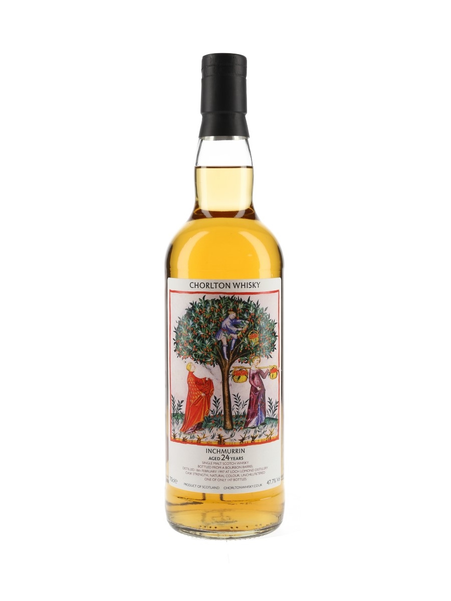 Inchmurrin 1997 24 Year Old Chorlton Whisky 70cl / 47.75%