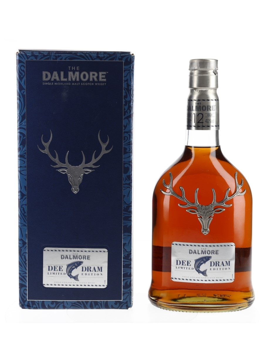 Dalmore 12 Year Old Dee Dram Rivers Collection 70cl / 40%