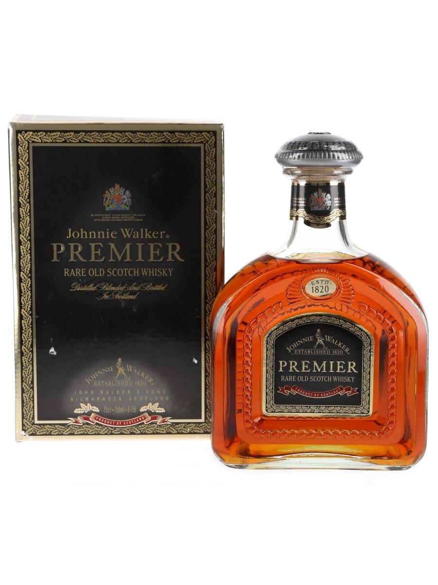 Johnnie Walker Premier Bottled 1990s 75cl / 43%