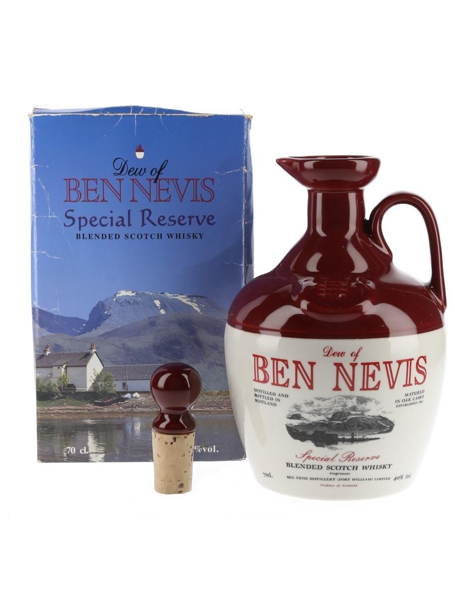 Dew of Ben Nevis Special Reserve Ben Nevis Distillery 70cl / 40%
