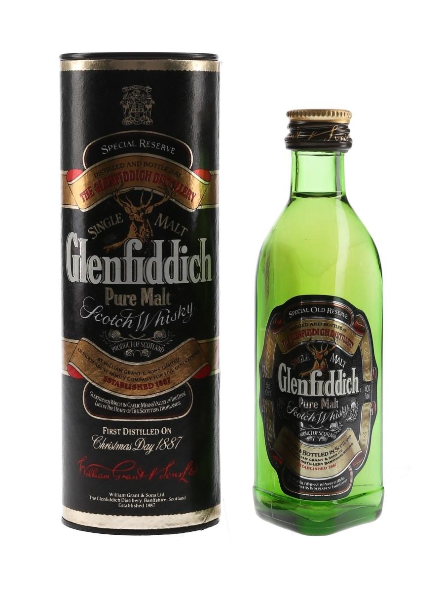 Glenfiddich Special Reserve  5cl / 40%