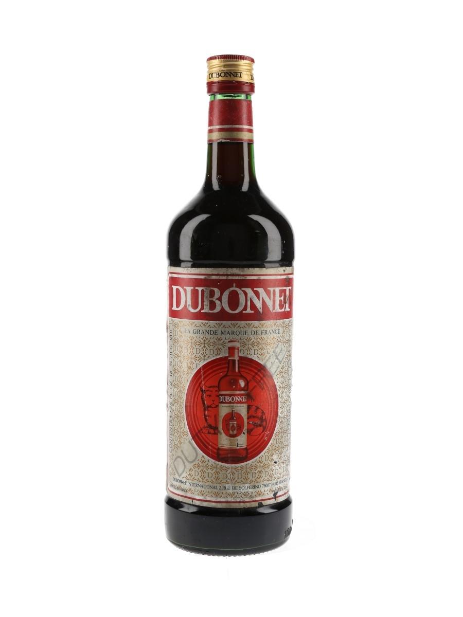 Dubonnet Bottled 1980s 100cl / 18%