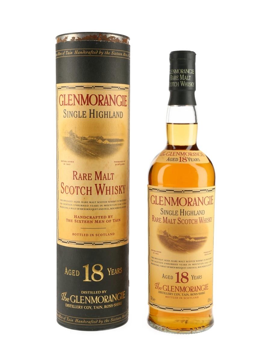 Glenmorangie 18 Year Old Bottled 2000s 70cl / 43%