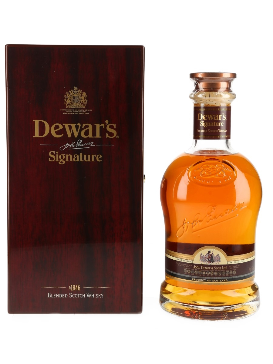 Dewar's Signature  75cl / 43%