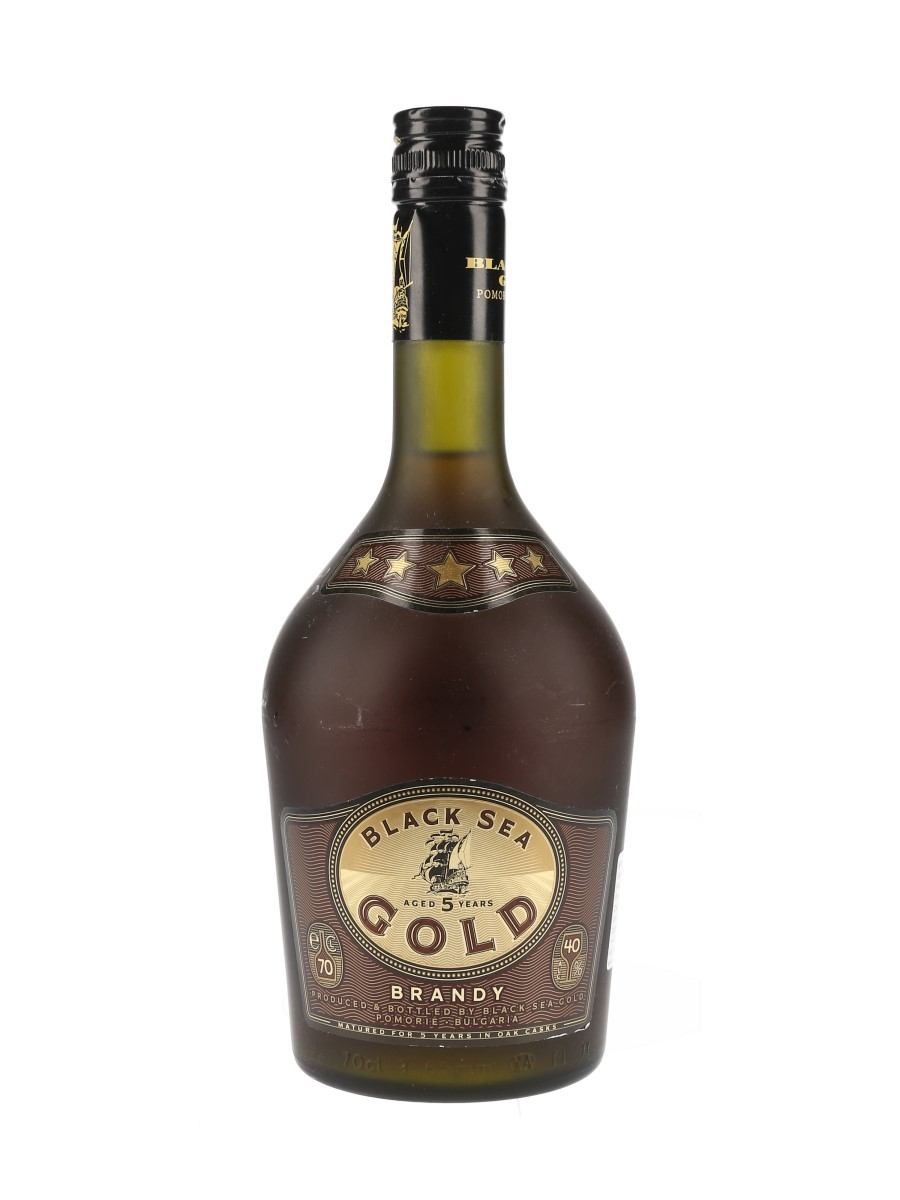 Black Sea Gold XO 5 Year Old  70cl / 40%