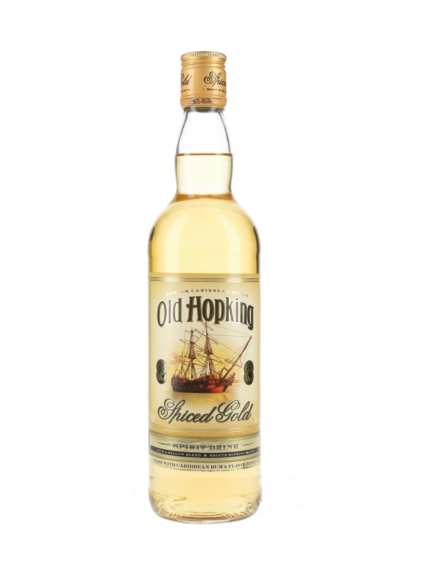 Old Hopking Spiced Gold  70cl / 35%