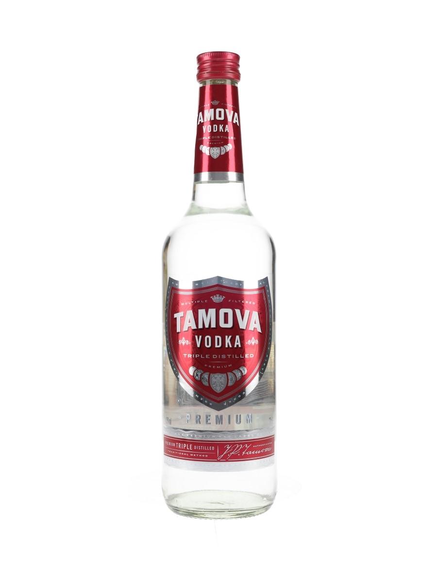 Tamova Vodka Triple Distilled 70cl / 37.5%